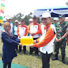 Bupati Adirozal Launching Pemasangan Gratis 1.506 Sambungan Air Minum