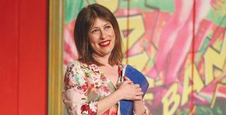 Χαμογελά ξανά η Άβα Γαλανοπούλου: Πόσα χρόνια έφαγε ο πρώην της;