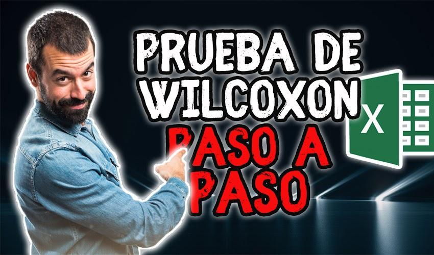 Prueba de Wilcoxon en Excel