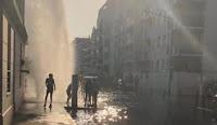 Alors qu'il s'agit d'une pratique interdite et très dangereuse, plusieurs cas de street-pooling ont été recensés lors de l'épisode de canicule, à Paris et en petite couronne.