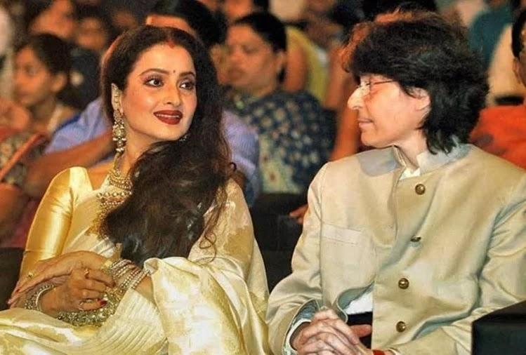 Rekha Farzana her secretary
