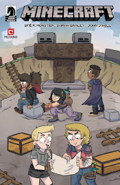 Minecraft Minecraft Sampler Comic Item