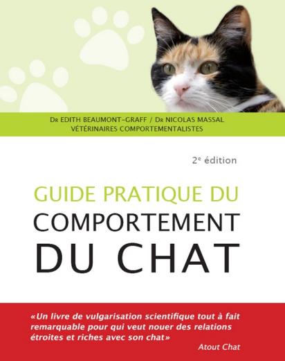 Guide pratique du comportement du chat 2 ed - www.vetbookstore.com