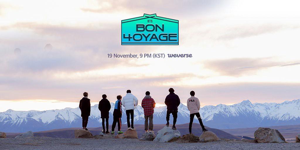Bts Bon Voyage Season 1 Eng Sub