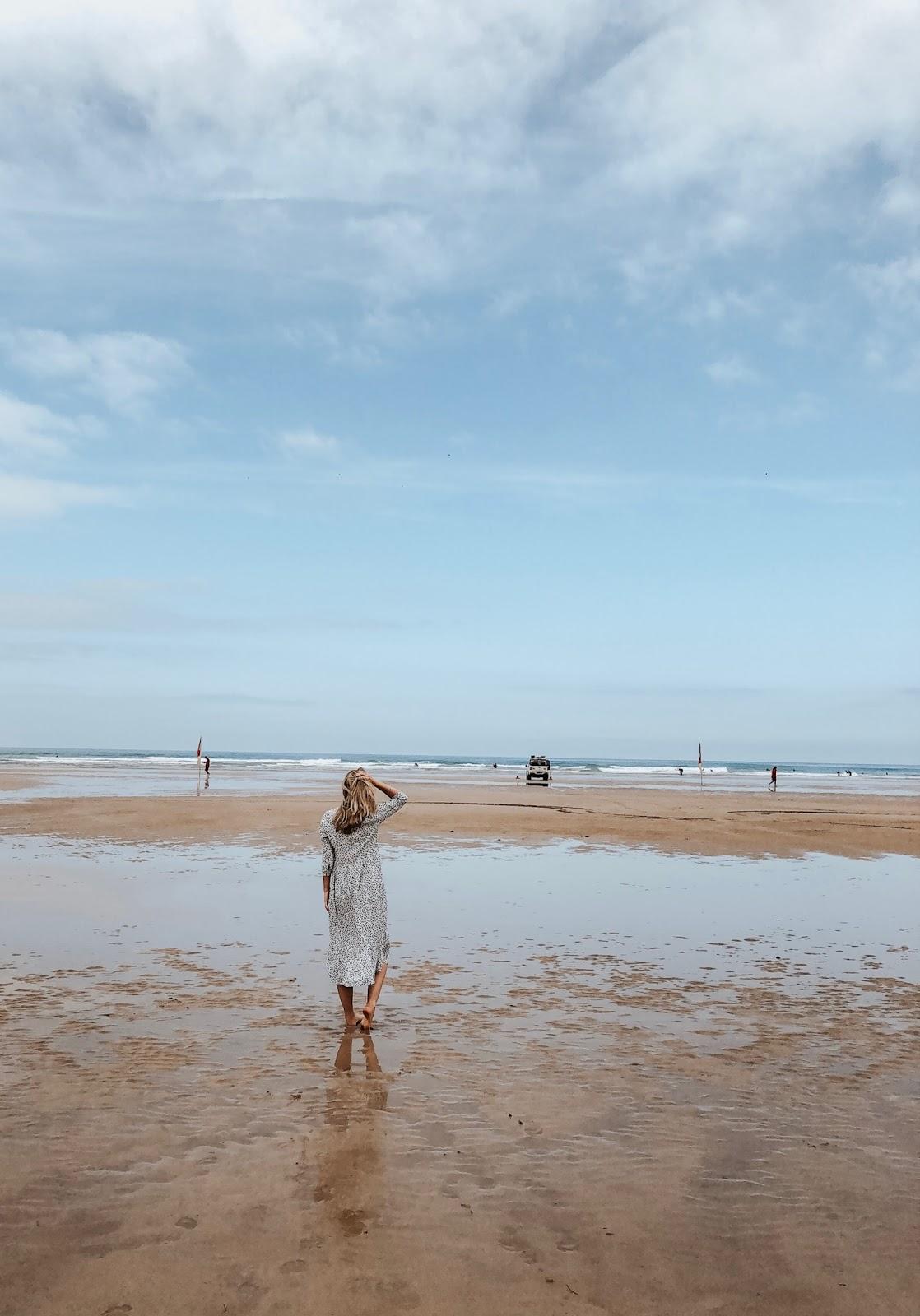 Mawgan Porth Beach, Cornwall Holidays, bedruthan Hotel & Spa, luxury stay cornwall, family holidays cornwall