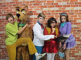 Center Shopping Rio anima a criançada com a peça infantil 'Scooby'