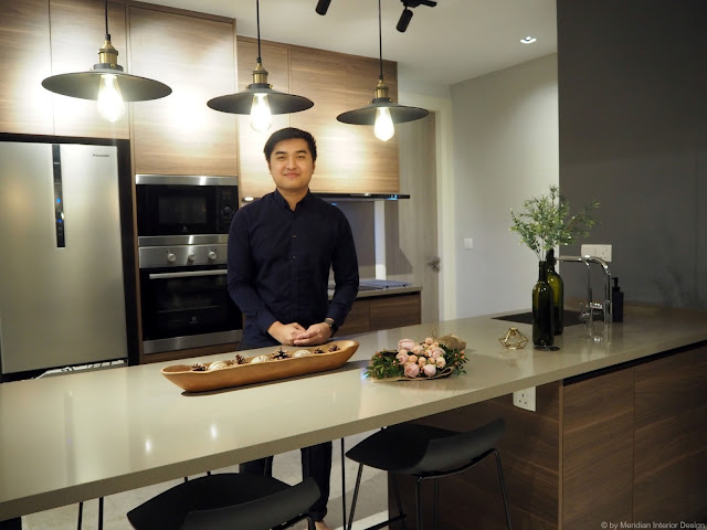 Meridian Interior Design, Designer, Lee Yang