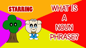 ,What, is, a, Noun, Phrase