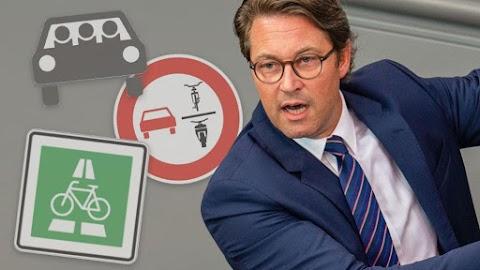 KRESZ-reform indul Németországban