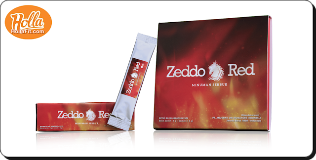 ZEDDO RED