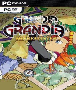 GRANDIA HD Remaster Torrent - PC (2019)