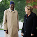 Photos from President Buhari's meeting with German Chancellor Angela Merkel, today