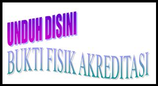 BUKTI FISIK AKREDITASI SMP 2018