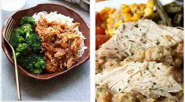 crockpot with chicken chicken recipes in the crockpot
