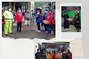 Pemprov Sulut Salurkan Bantuan Untuk Korban Banjir dan Longsor di Manado