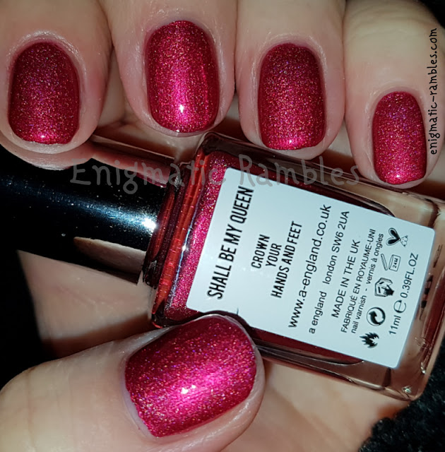 Swatch-A-England-Shall-Be-My-Queen-Tennysons-Romance-Collection