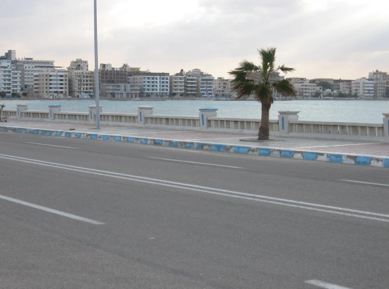 شقق للبيع فى مرسى مطروح بالتقسيط علي البحر علي شاطئ الفيروز