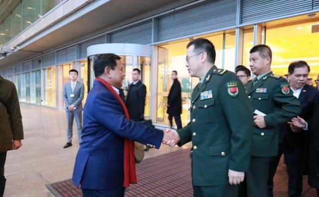 Temui Prabowo, China Coba Dekati Indonesia dan Malaysia Demi Laut China Selatan