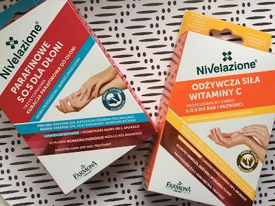 Akcja Regeneracja! Zadbaj o swoje dłonie z produktami Nivelazione.