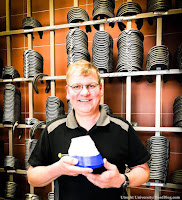 Gerben Bronkhorst, farrier at Utrecht University in The Netherlands