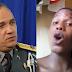 Delincuentes desafían a la Policía Nacional hacen vídeo mostrando arma de fuego de un contrabando de Haiti a RD