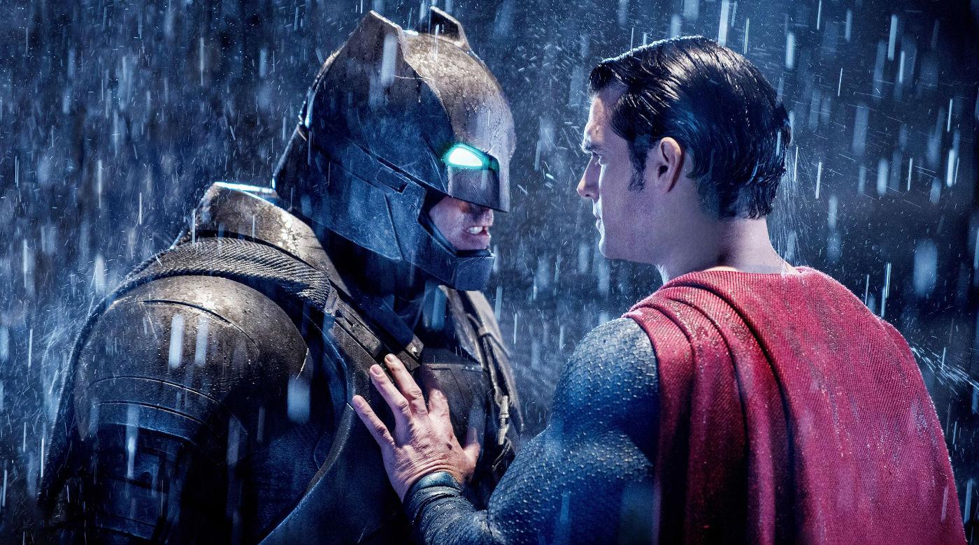 GEEK RESENHAS: OS MAIORES ERROS DE BATMAN VS. SUPERMAN