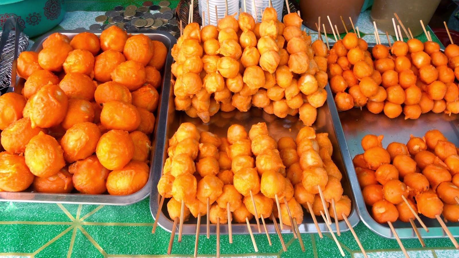 Filipino Street Food Kwek Kwek