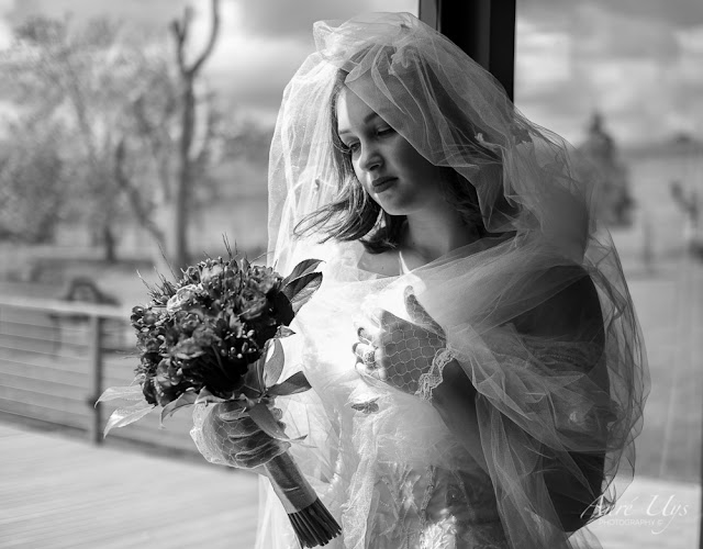 Wedding Photography in Black & White
