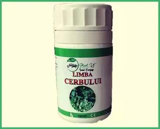 limba cerbului capsule pareri forum naturist remedii calculi renali