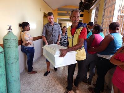 Mueren dos recién nacidos más este viernes en el hospital Jaime Mota de Barahona