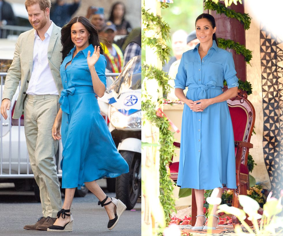 5 Meghan Markle's Best Repeated Outfits