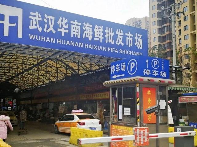 Selidiki Asal Mula Covid-19, Tim WHO Akan Kunjungi Pasar Huanan di Wuhan