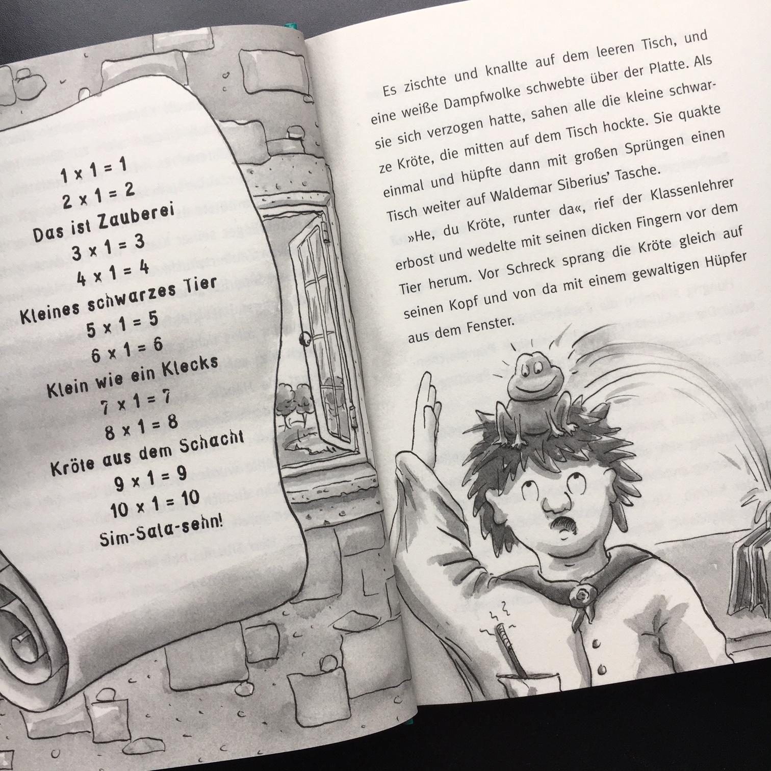 kunterbunter Rätselspaß mit Lösungen NEU Rästelblock für Kinder ab 9 Jahren