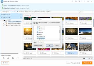 البرنامج الأفضل لإستعادة المحذوفات ويدعم العديد من الأجهزة EaseUS DataRecovery Wizard 11.8.0