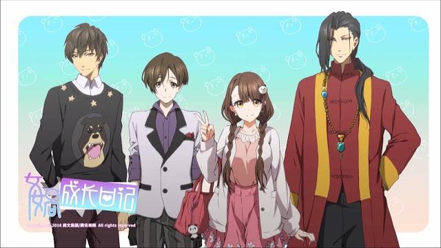 Rekomendasi Anime yang Berasal Dari China