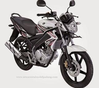 Sewa Motor Vixion di Bekasi