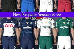 Leaked Kitpack Season 2021/2022 V3 - PES 2017