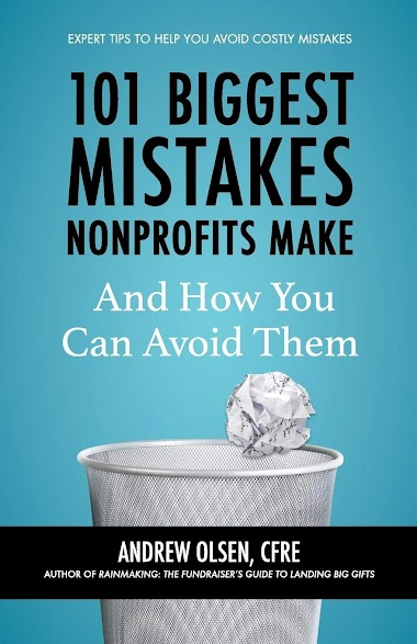 101 Biggest Mistakes Nonprofits Make and How You Can Avoid Them