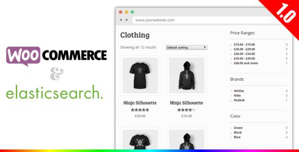 Wordpress Today: Download WooCommerce ElasticSearch