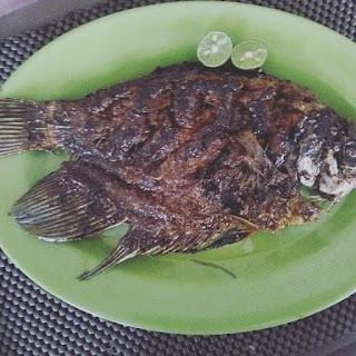 Rumah Makan Khas Sunda di Kota Cirebon, Ikan Bakar Cirebon