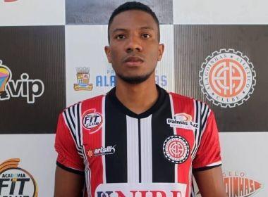 9cf3486349791 Bahia contrata o atacante Gabriel Esteves