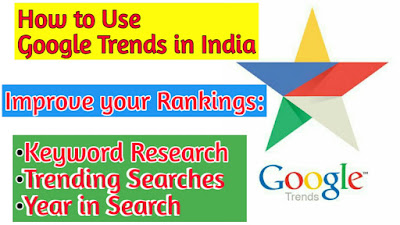 How to use Google Trends in India: Improve Your Rankings with Trending Search Terms