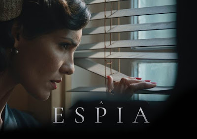 A Espia, Minissérie Portuguesa Com Elenco de Luxo Estreia dia 8 na RTP1