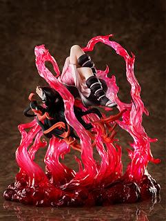 Demon Slayer: Kimetsu no Yaiba – Kamado Nezuko <Bakketsu Ver.> 1/8, ANIPLEX+