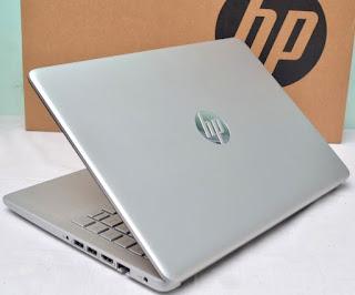 Jual Laptop HP 4s-dk0114AU AMD Vega 3 Baru di Malang