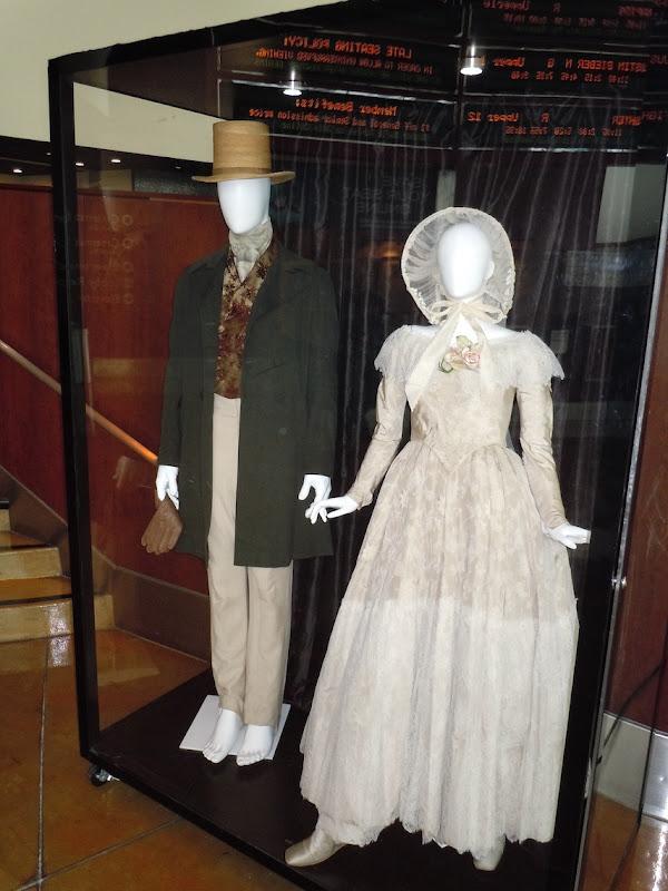 Jane Eyre 2011 wedding costumes