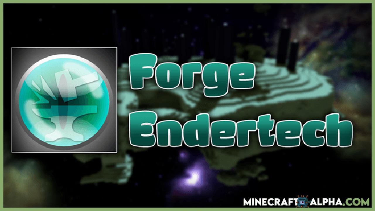Minecraft ForgeEndertech 1.16.5 (Library for Endertech Mods)