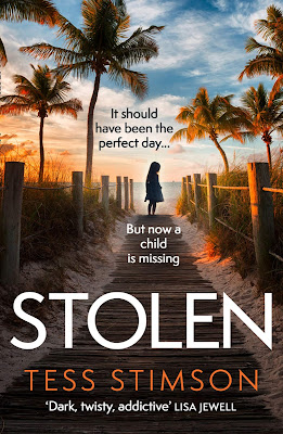 Stolen by Tess Stimson book cover