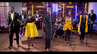 VIDEO | Mercy Masika ~ I Love Your Story|[official mp4 video]