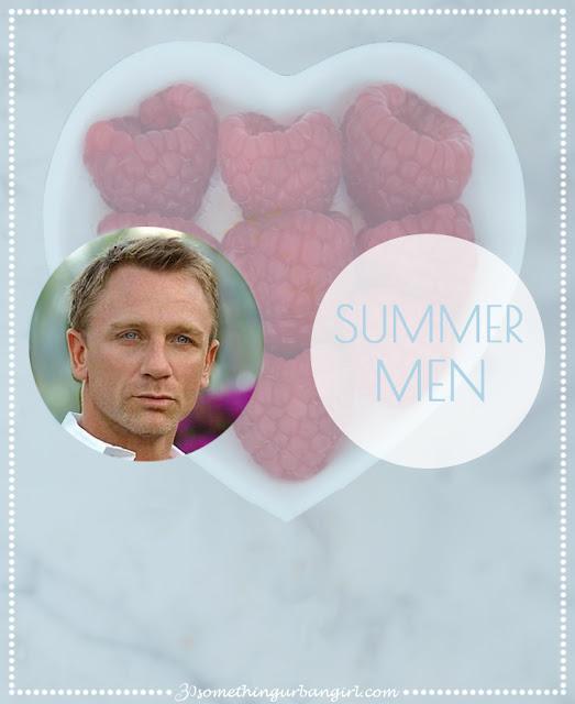 Summer seasonal color palette description for men by 30somethingurbangirl.com